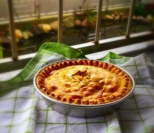 apple pie (English recipe)