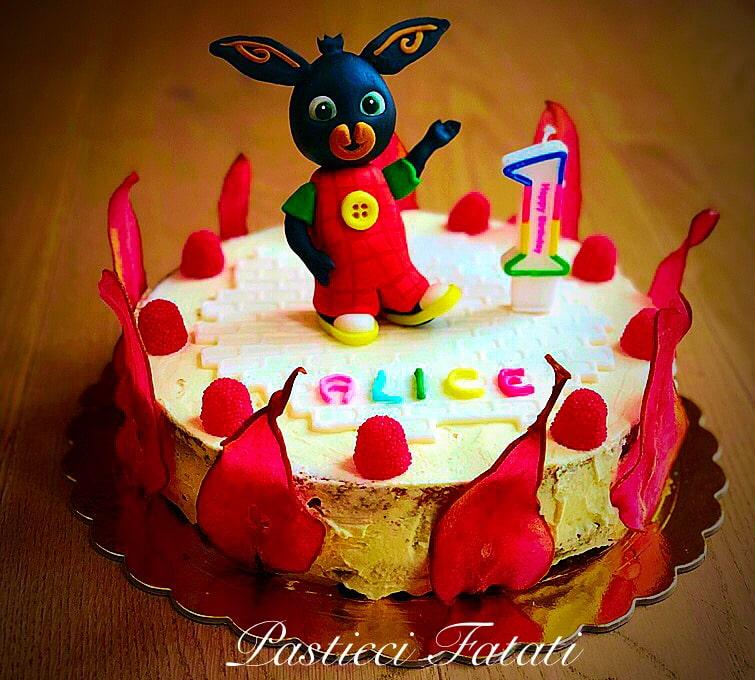 torta completa con Bing