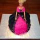 Barbie cake decorata in pdz