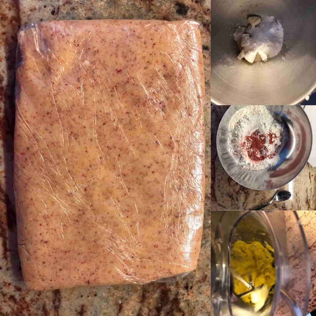 fasi per preparare la crostata alla fragola