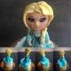 diverse viste di Elsa