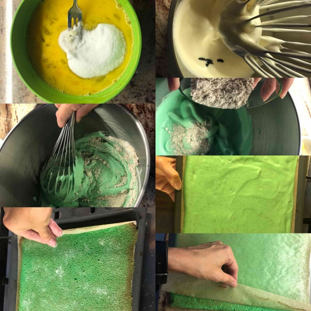 preparare la pasta biscotto