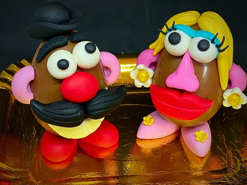 Mr Potato e Mrs Potato
