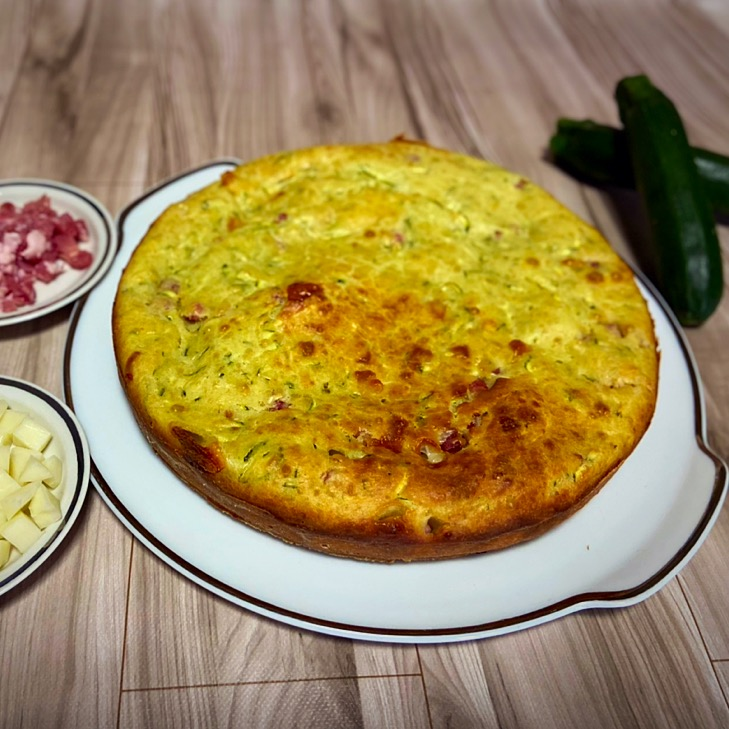 torta salata dei vasetti