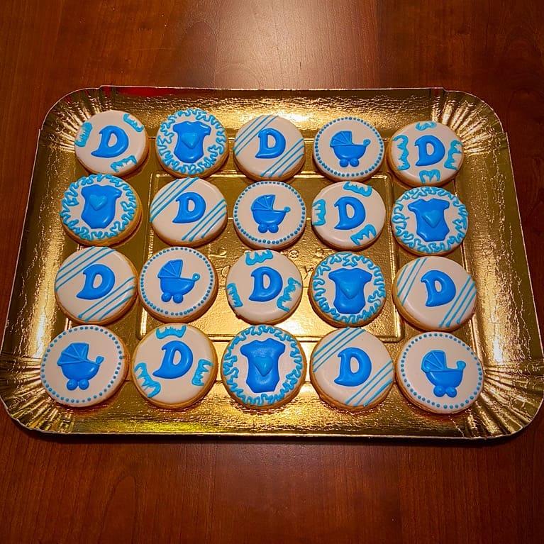 biscotti decorati con royal icing